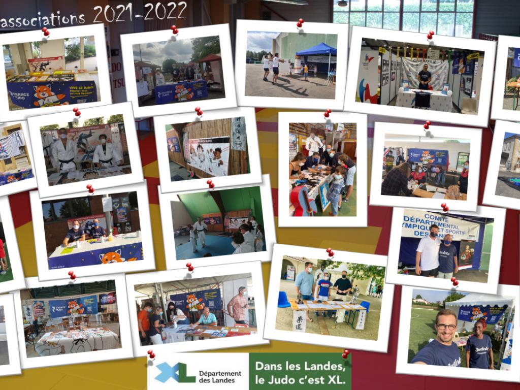 Image de l'actu '#ForumDesAssos : le comité soutient les clubs Landais !!!!'